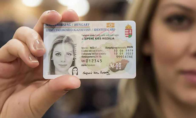 歐盟法規將從2021年起改變了匈牙利身份證的樣式