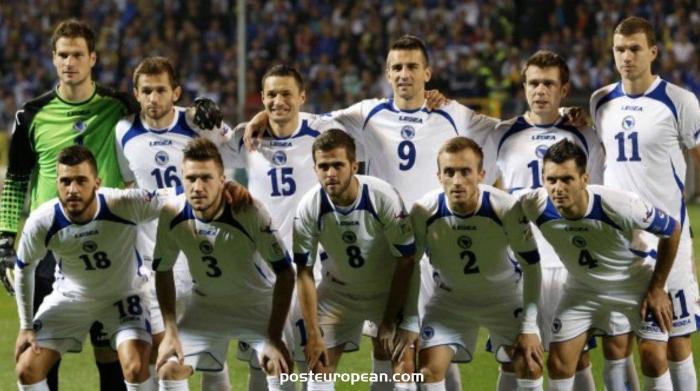 波斯尼亞和黑塞哥維那國家足球隊在FIFA名單中排名第51位