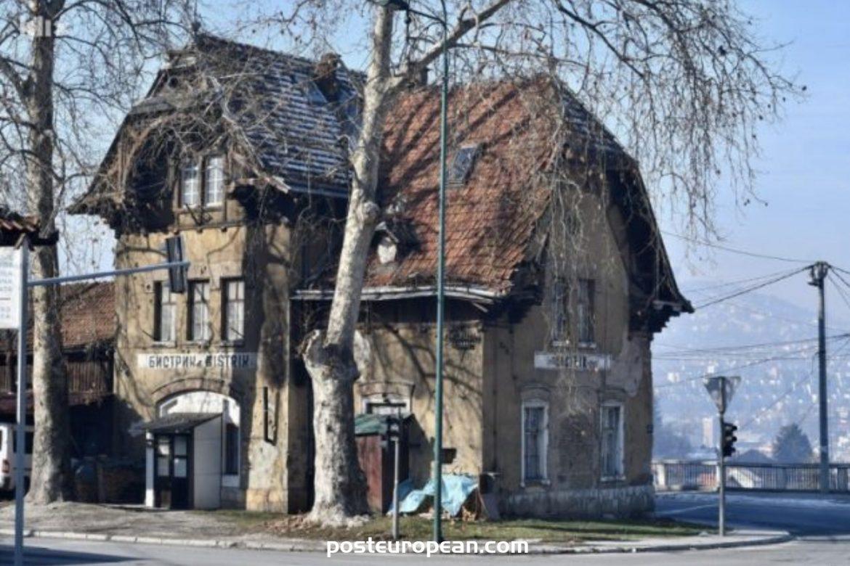 42年後,薩拉熱窩的Bistrik站將成為博物館