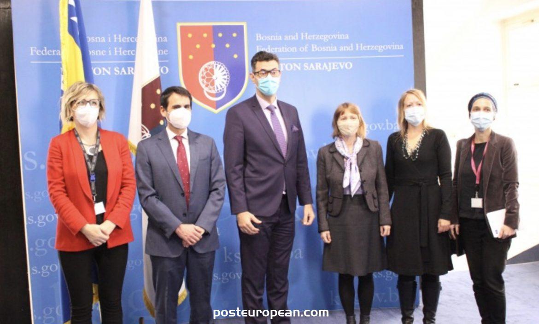 歐安組織與薩拉熱窩州教育部簽署諒解備忘錄