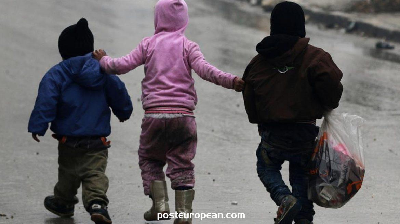 波黑報告的暴力侵害兒童案件數量翻了一番