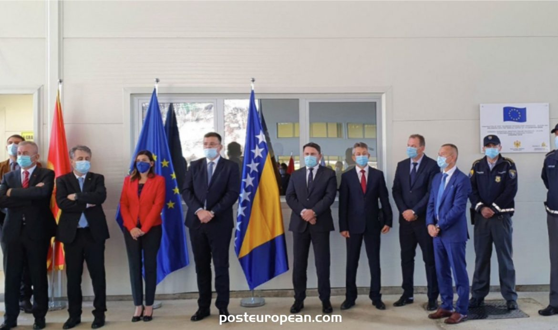 波黑與黑山已開通價值250萬歐元的聯合過境點
