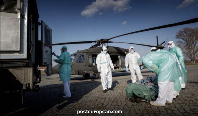 波斯尼亞和黑塞哥維那的冠狀病毒死亡人數超過千人