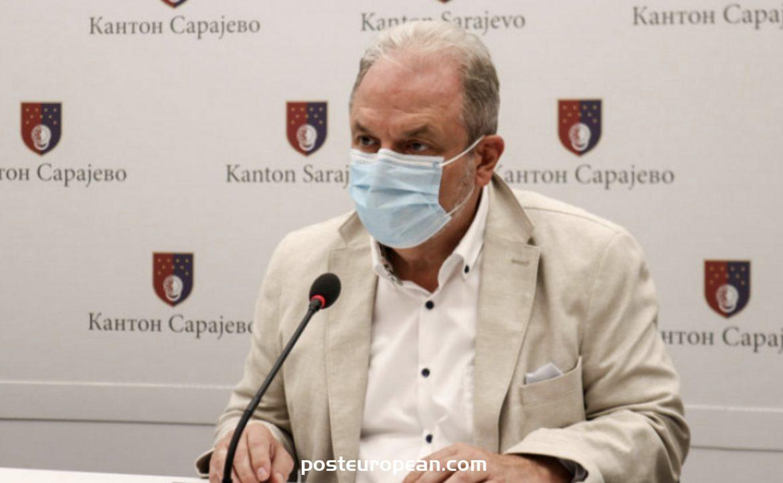 薩拉熱窩州衛生代理部長辭職