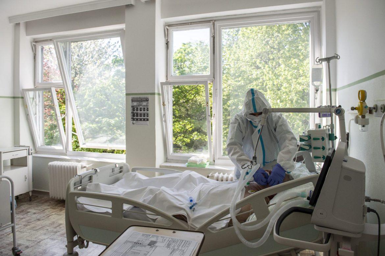 冠狀病毒:匈牙利死亡人數創歷史新高