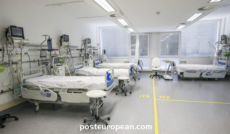 冠狀病毒:在第一波期間,一個月內將近20,000名患者從醫院送回家