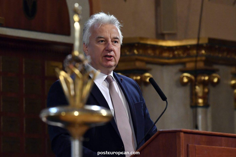 匈牙利森美副總理:民族自豪感是生存的關鍵