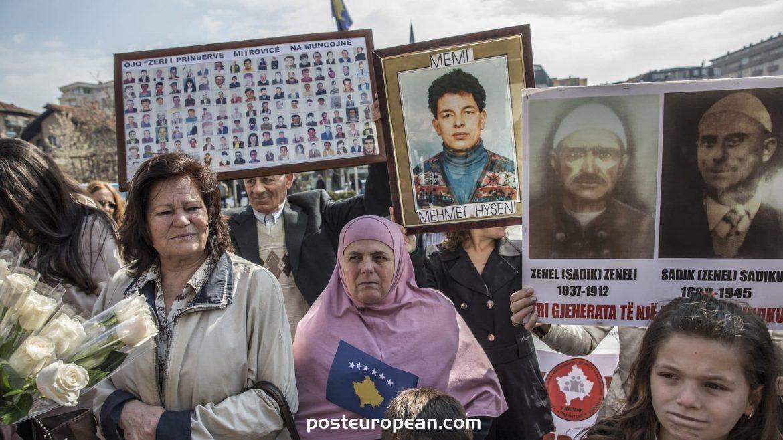 """塞爾維亞科索沃""""達成失踪人員尋找協定草案"""""""