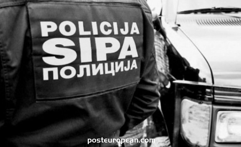 SIPA警察以人道行動中的非法財產犯罪逮捕另一人