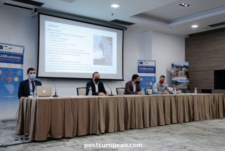 EU4Business_EU和德國支持波黑冒險旅遊業的發展
