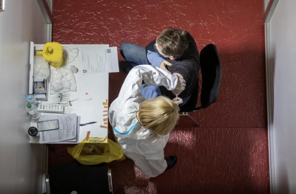 塞爾維亞的疫苗接種計劃在歐洲排名第二