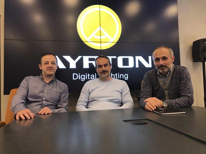 Ayrton任命Sky Corporation為塞爾維亞的獨家分銷商