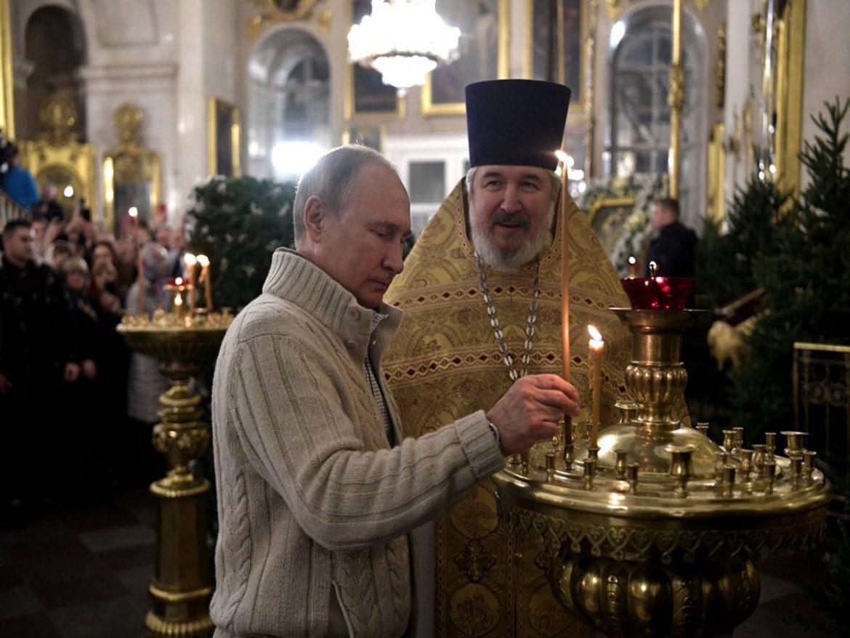 塞爾維亞總統祝賀普京東正教聖誕節