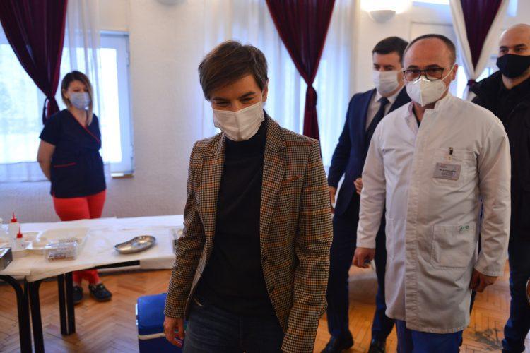 塞爾維亞啟動公民申請疫苗接種平台