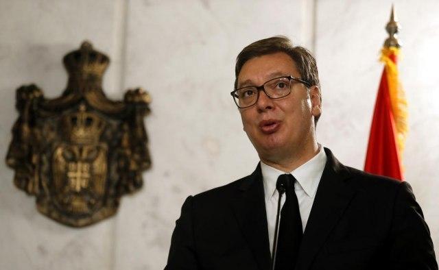Vučić:他們想讓Milošević脫離我。將不會承認科索沃