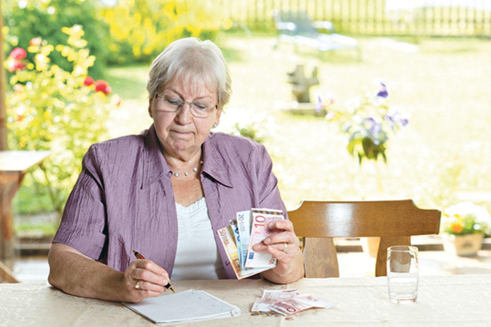 SERBS何時退休?在一個國家/地區,您已經61歲了,這是您的收入高於1,000歐元的地方
