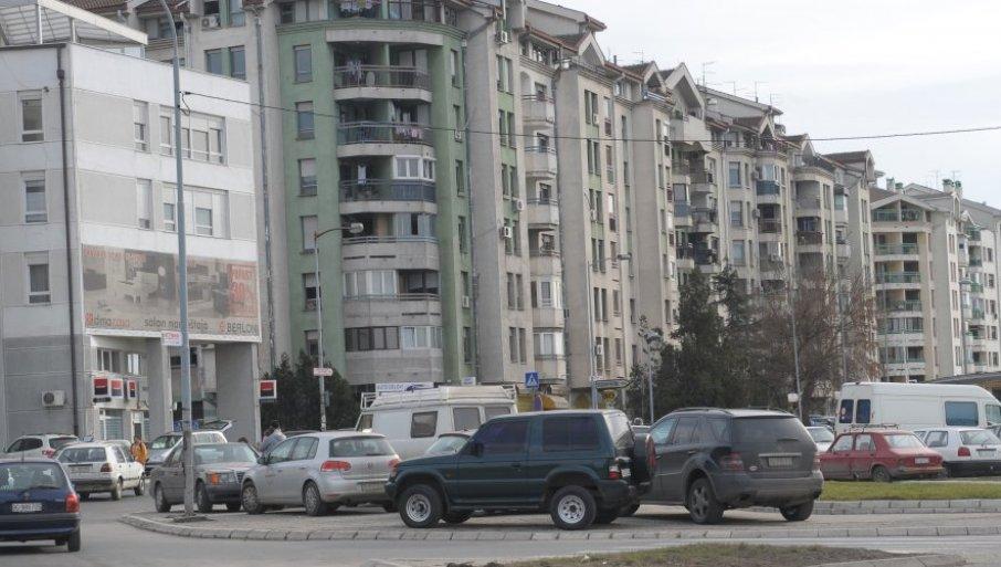 ČUKARIČKAPADINA正在擴展:直到4月27日,城市管理部門都可以對Čukarica市的八條街道之間的區域進行公眾了解。
