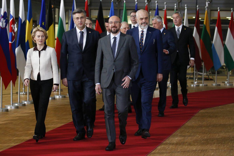 普京專政 西巴爾幹入歐