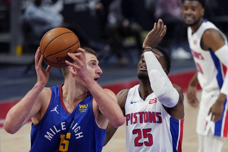 塞爾維亞的約基奇獲得NBA MVP獎