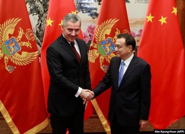 中國貸款的未來使黑山的政治局面進一步複雜化
