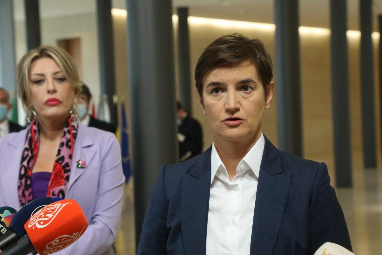 塞爾維亞總理:歐盟尚未看到我們所做的如此迅速