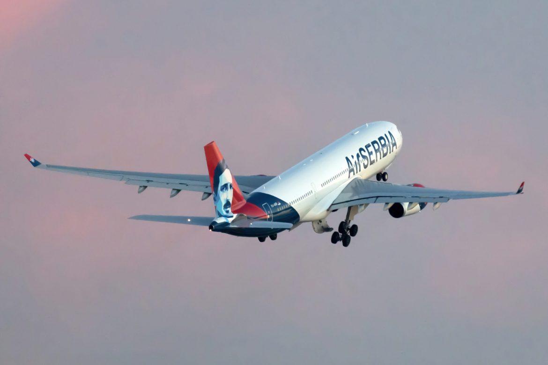 塞爾維亞希望定期飛往中國的航班返回